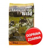 Taste of the Wild - High Praire Puppy 13 kg DOPRAVA ZDARMA
