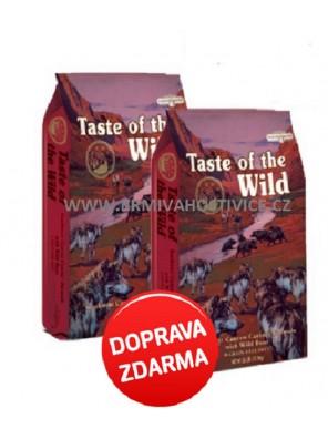 Taste of the Wild - Southwest Canyon 2 x 12,2 kg