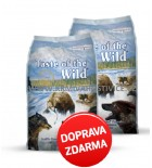 Taste of the Wild Pacific Stream Canine 2 x 13 kg DOPRAVA ZDARMA